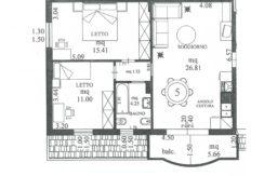 Appartamento vicino al centro