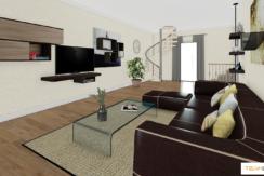 Appartamento dalle ampie metrature