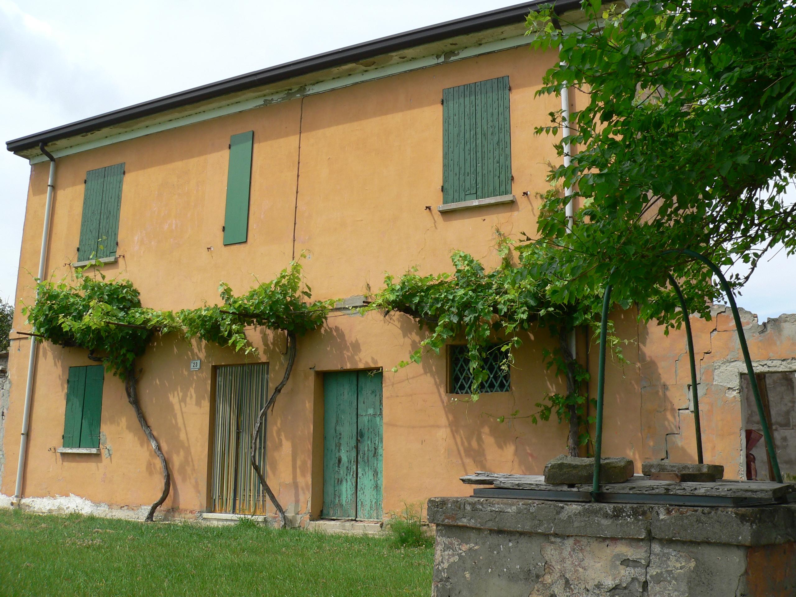 Casolare da ristrutturare a Bellaria