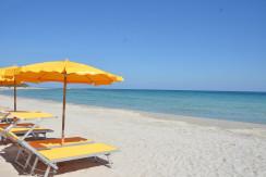 Spiaggia a Rimini