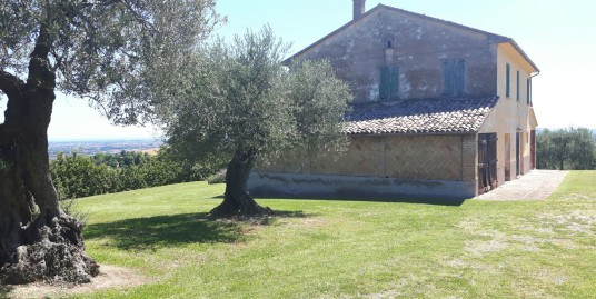 Villa a Longiano