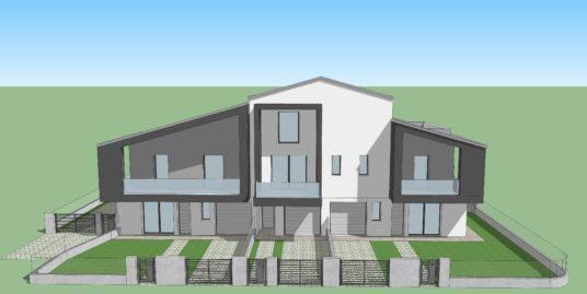 Nuova costruzione a San Mauro Pascoli