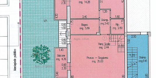 Gatteo, Villa Zefiro Appartamento 1