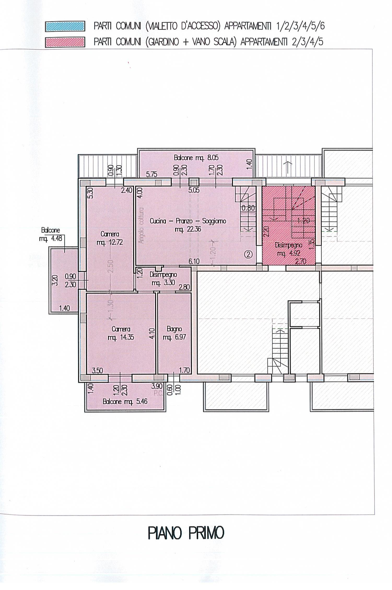 In costruzione Gatteo Villa Espero App. 2