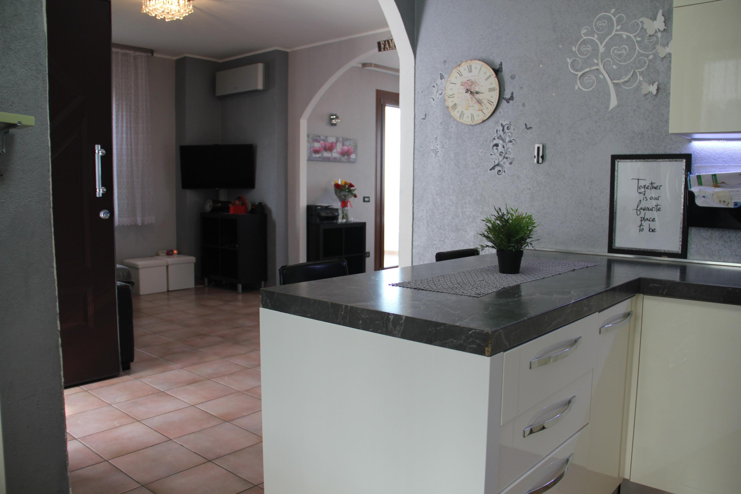 Villa con panorama recentemente ristrutturata