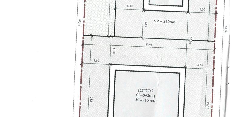 Planimetria Terreno