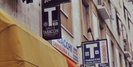 Tabaccheria in vendita