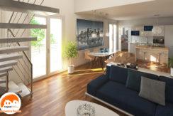Villa Brezza Soluzione 1