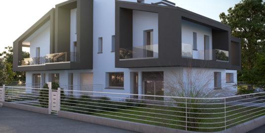 Villa Poesia 2 – Villa a schiera cielo-terra con ingresso indipendente