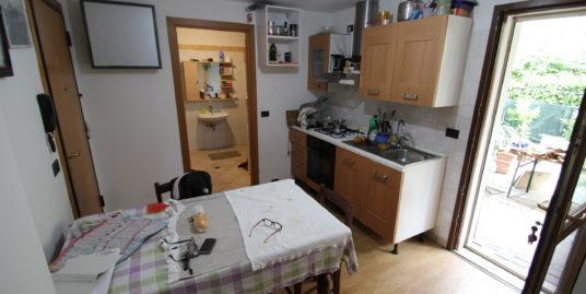 Appartamento bilocale al piano terra