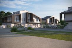 Villa Poesia Appartamento 13 – Villa a schiera cielo-terra con ingresso indipendente