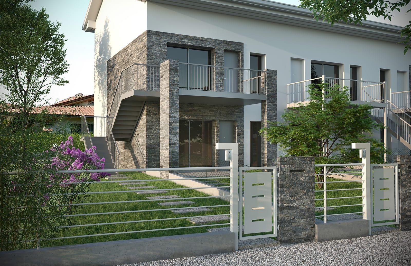 Nuovi Appartamenti con Ingresso Indipendente