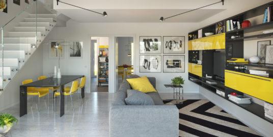Appartamento Indipendente al primo piano con soppalco abitabile