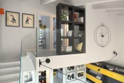 Appartamento al Piano Primo con Soppalco Abitabile