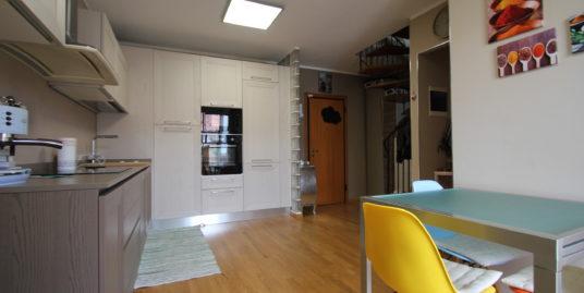 Appartamento Bilocale con Mansarda