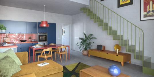 Appartamento di Nuova Costruzione con Soppalco