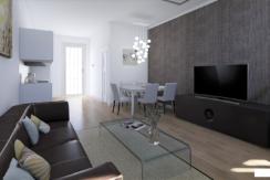 Spazioso appartamento ristrutturato