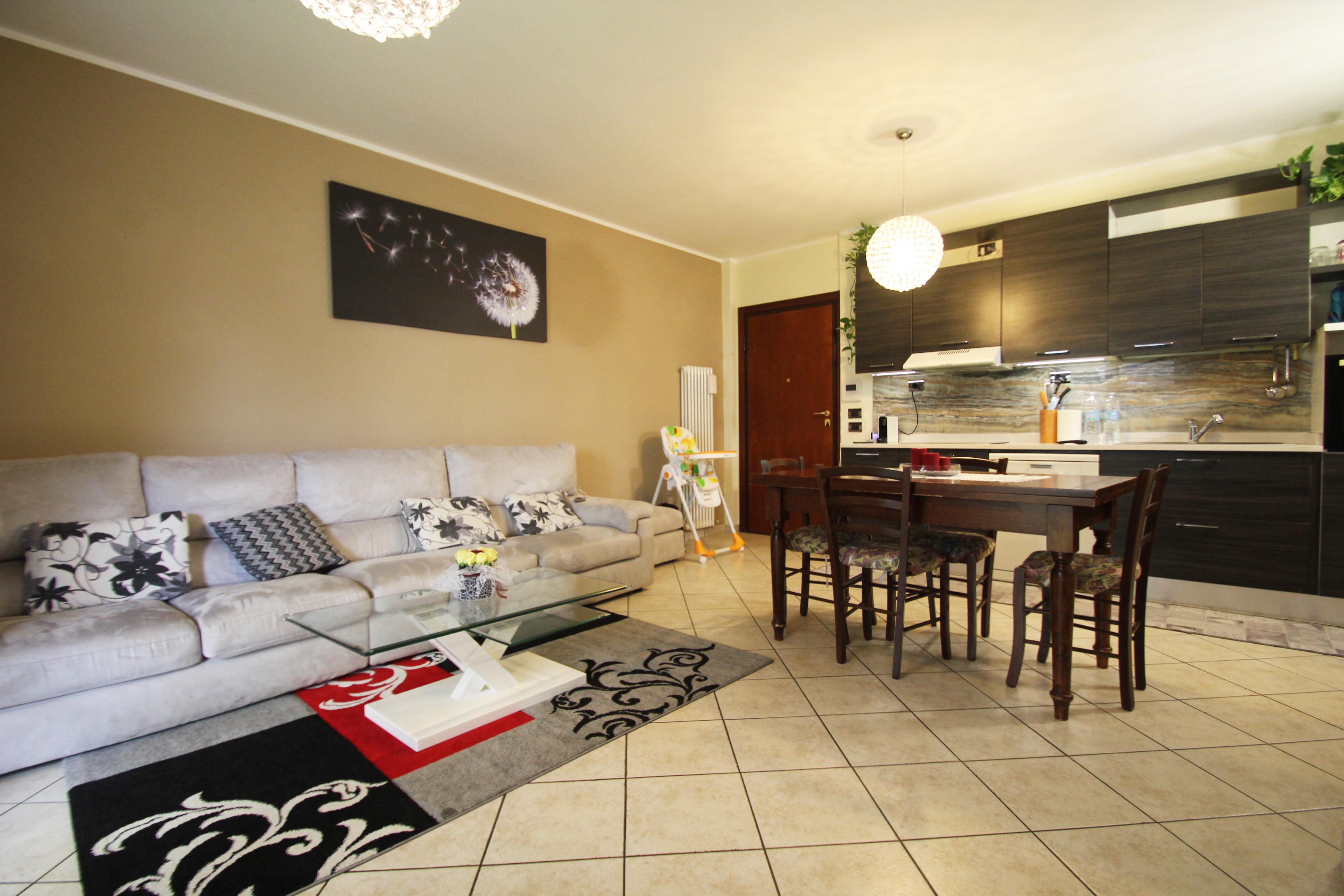 Appartamento trilocale con ingresso indipendente