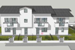 Appartamento di nuova costruzione al piano terra a due passi dal centro di San Mauro Pascoli