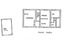 Casa singola da ristrutturare